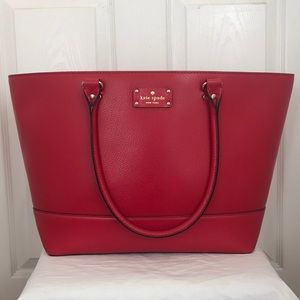 Kate Spade extra large purse 🌹